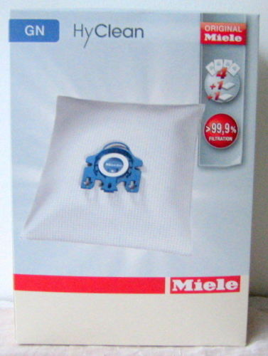Miele GN Original Bags 4+2 Filters